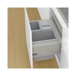Griffbereit24 Kuchen Abfallsystem Korpusb 600mm Aluminium Frame