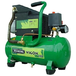 Prebena Kompressor VIGON 120 230 Volt 8 Bar 120 l/min 18 kg 1100 Watt Nr. VIGON120